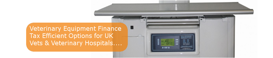 Veterinary Equipment Finance Front Page